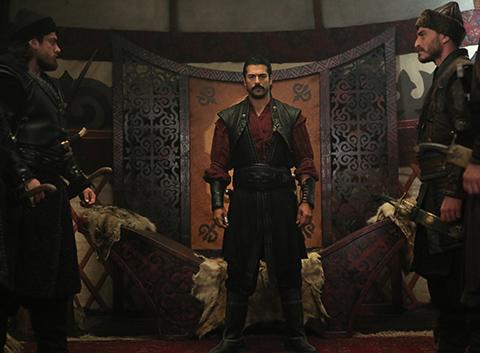 Kuruluş Osman...OSMAN, BALA HATUN'U KURTARABİLECEK Mİ?