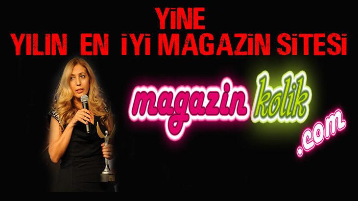 Altın Kanat Ödülleri... MAGAZİNKOLİK 2019'U ÖDÜLLE KAPATTI!