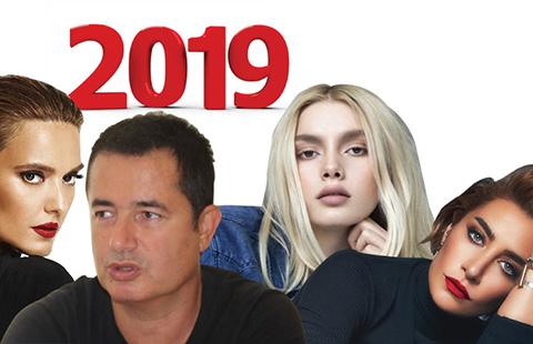 2019'DA MAGAZİN DÜNYASINDA NELER OLDU? İŞTE BİLANÇO!