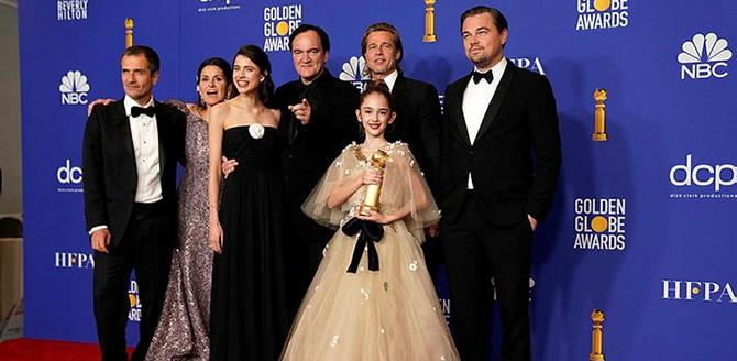77. Altın Küre Ödülleri...SAHİPLERİNİ BULDU!