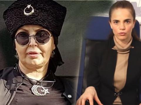Seyhan Soylu...TUĞÇE KAZAZ'IN İPLİĞİNİ PAZARA ÇIKARDI, AMA!