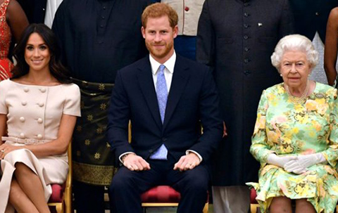 Kraliçe 2. Elizabeth...ŞAŞIRTAN KARAR!