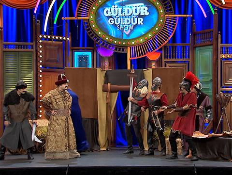 Güldür Güldür Show...KAHKAHA DOLU SKEÇLER!