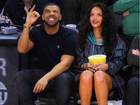 Rihanna - Drake...AŞK YENİDEN!