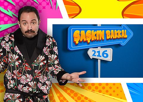 Şaşkınbakkal 216...TV8'DE YENİ DİZİ!