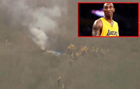 Kobe Bryant...HELİKOPTER KAZASINDA HAYATINI KAYBETTİ!