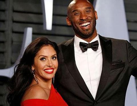 Kobe Bryant...YASLI EŞİNDEN İLK   TEPKİ!
