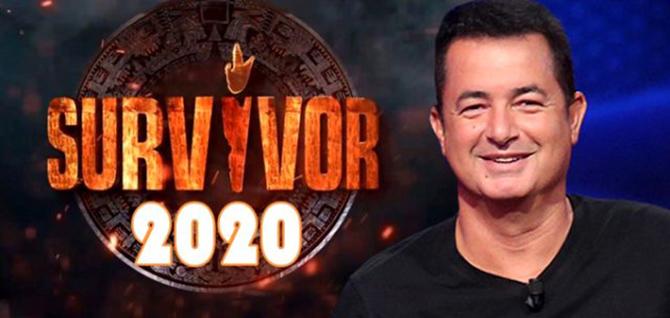 Survivor 2020 Ünlüler - Gönüllüler...İŞTE TAKIMLAR!