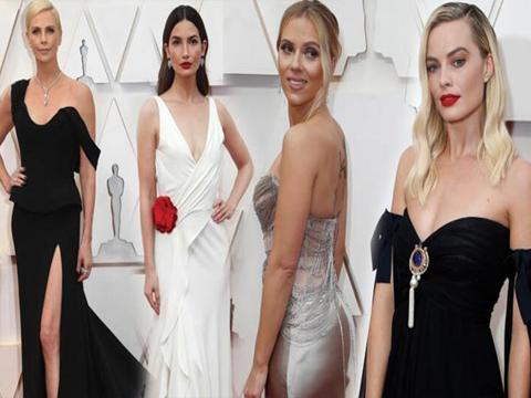 Oscar Ödülleri... KIRMIZI HALIDA ŞIKLIK YARIŞI!