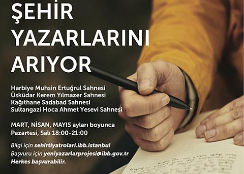 İSTANBUL YENİ YAZARLAR KAZANIYOR!