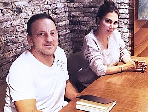Ebru Yaşar...İŞLERİNİ USTA ELLERE EMANET ETTİ!
