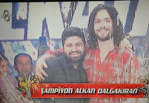O Ses Türkiye...İŞTE ŞAMPİYON!