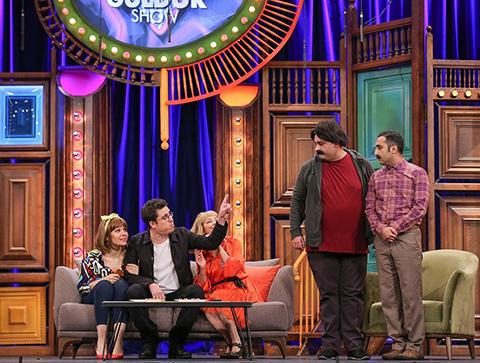 Güldür Güldür Show...BU HAFTANIN KONUĞU İBRAHİM BÜYÜKAK!