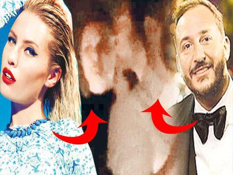 Chloe Loughnan - Kaan Kalyon AŞKI GİZLİ KALMADI!