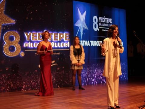 Fatma Turgut...ÖDÜL YAĞMURU!..