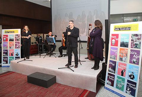 İstanbul Şehir Tiyatrosu...106 YILLIK TARİHİNDE BİR İLK!
