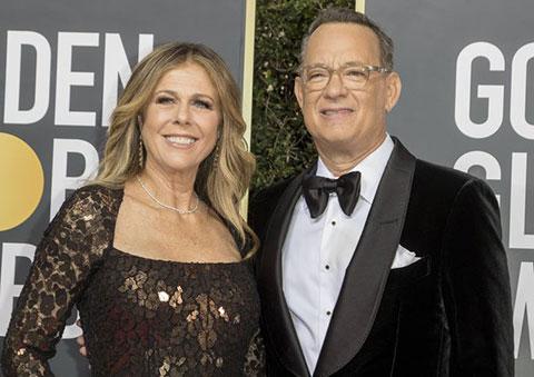 Tom Hanks...KARANTİNA BİTTİ, KORONA'NIN YENİ MERKEZİNE GERİ DÖNDÜ!