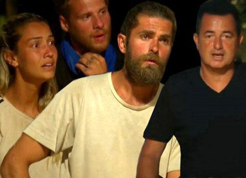 Survivor 2020 Ünlüler - Gönüllüler...YARIŞMACILARA KORONAVİRÜS KONSEYİ!