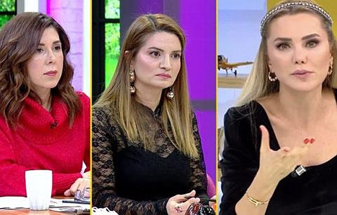 Müge Dağıstanlı Erdoğan - Gülşen Yüksel Salt...ECE ERKEN'İN TEHDİT MESAJLARINI İFŞA ETTİ!