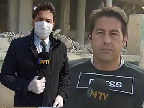 Korhan Varol... NTV MUHABİRİ DE KORONA VİRÜS'E YAKALANDI!