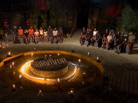 Survivor 2020 Ünlüler - Gönüllüler...GÖNÜLLÜLER GİDEREK AZALIYOR!
