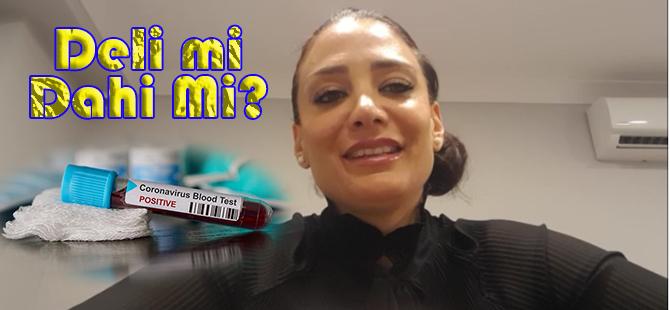 Özel Haber / Dahi Mi Deli Mi?.. KORONAVİRÜS'ÜN İLACINI BULDUĞUNU İDDİA EDİYOR!