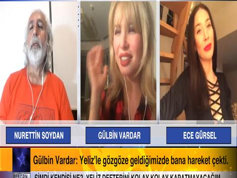 """Gülbin Vardar... """"YELİZ YEŞİLMEN ÇOK KİŞİNİN AHINI ALDI, ŞİMDİ AYNI İHANETİ O YAŞIYOR""""!.."""