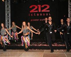 212 AVM'DE KIŞ DEFİLESİ!