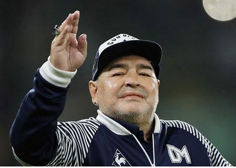 Maradona... 'TANRININ ELİ' İÇİN TELİF İSTİYOR!