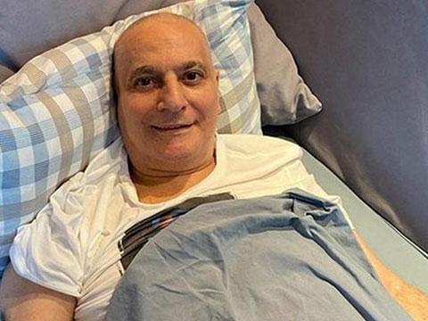 Mehmet Ali Erbil... EVDE İZOLASYON SÜRECİNDE!