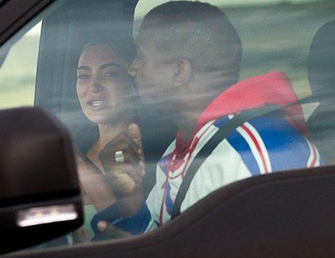 Kim Kardashian - Kanye West... SULAR DURULMUYOR!
