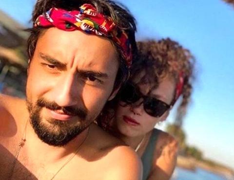 Umut Evirgen - Melisa Şenolsun... AŞK BACAYI SARDI!