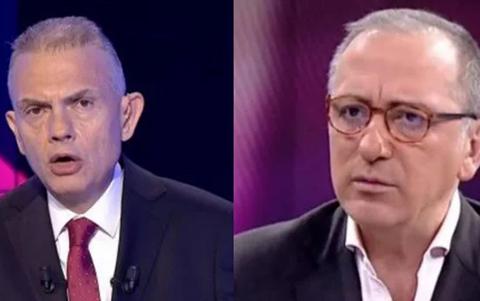 Ercan Taner...'ŞEREFSİZLİK YAPMA FATİH ALTAYLI!'