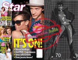 Türk medyasında ilk kez / Justin Timberlake-Rihanna? BU AŞK DÜNYAYI SARSACAK!..