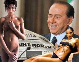 Silvio Berlusconi? ZAMPARA BAŞBAKANA ANKETLE GELİN ARANIYOR?