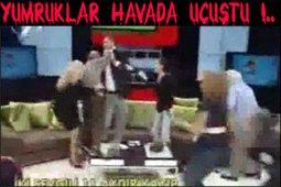 CANLI YAYINDA KAVGA ÇIKTI YAYIN KESİLDİ !..