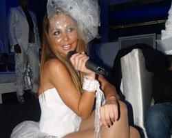 Narany... SUPPER CLUB'DA FIRTINA GİBİ ESTİ!