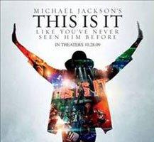Michael Jackson... PROVA GÖRÜNTÜLERİ GİŞE REKORU KIRDI!