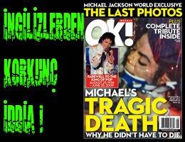 Michael Jackson...OTOPSİ FOTOĞRAFLARI 1 MİLYON DOLARA SATILIYOR!..