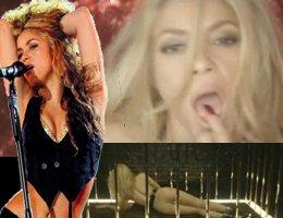 Shakira... HAYRET!.. RTÜK BU KLİBE VİZE VERDİ !..