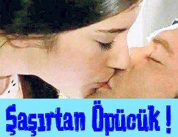 Aşk-ı Memnu... REKORTMEN DİZİDE SÜRPRİZ ÖPÜŞME!..