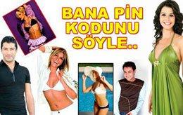 """ŞİMDİ MODA """"PİN KODU"""""""