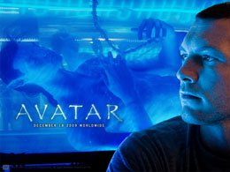 James Cameron?''AVATAR `'İLE UZAYDA SHOW YAPIYOR!?