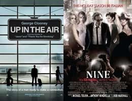 Altın Küre adayları açıklandı?`'NINE'' İLE `'UP IN THE AIR''KAPIŞACAK!....