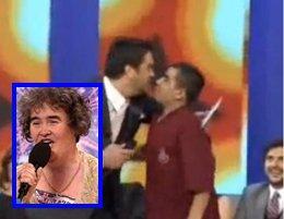Beyaz Şov'da yerli Susan Boyle olayı... BU VİDEO GÖZLERİNİZİ YAŞARTACAK...