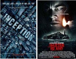 Leonardo di Caprio?İKİ FİLMLE GELİYOR''SHUTTER ISLAND'' VE `'INCEPTION!''?