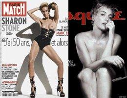 Sharon Stone...''60 'A KADAR SOYUNURUM!...''