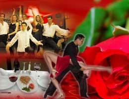 Supper Club... SEVGİLİLER GÜNÜNE ÖZEL KONSEPTLER!
