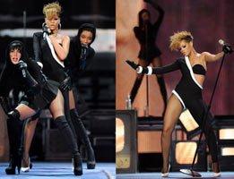 Rihanna...MIAMI'Yİ SALLADI SIRA AMERİKAN FUTBOLU FİNALİNDE!....