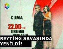 """""""FİKRİMİN İNCE GÜLÜ""""DE YAYINDAN KALDIRILIDI..."""